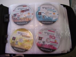 Playstation Collection part 1 by Odogoo
