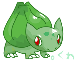 Bulbasaur Thing by clyvore