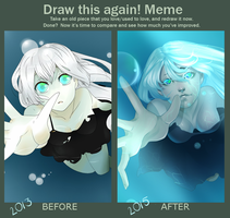 Draw This Again! by Nychse