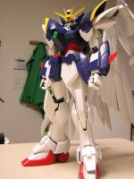 Wing Zero Custom by gunslinger87