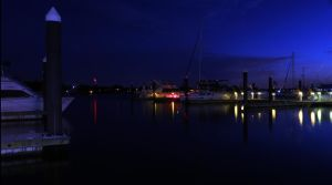 Lights On The Blue Lake by RobertRobledo