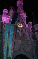 Cinderellas castle by Meggles820