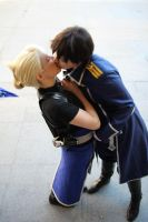 FMA: Come here Colonel by Glass-Rose-Prince
