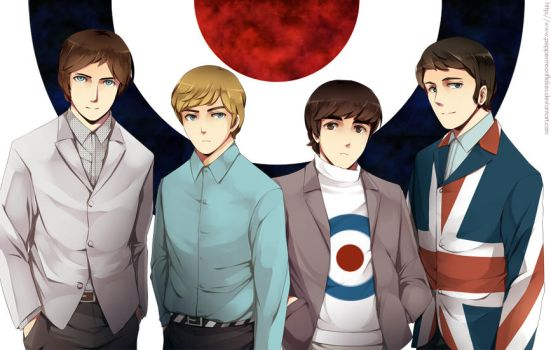 .: The Who :. by PepperMoonFlakes