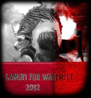 GAMON FOR WARCHIEF 2012 by AlCappachino