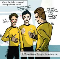Star Trek XI_When bored... by applepie1989