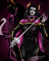Fantroll Comission by artisticApparition
