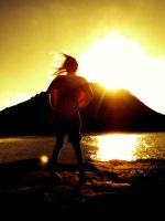 Stand in the sun by Annas-Day-Dreams