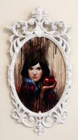 Snow White by el-woopo