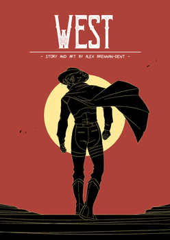 WEST - The Comic by mangarainbow