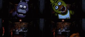 Five Nights at Freddys's Gif by AlexandraRayma