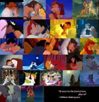 Disney Love - Wallpaper by leaj126