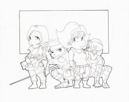 MGS SD by Tifaerith