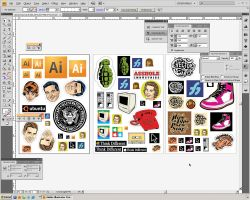 New vector stickers by roberlan