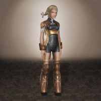 Final Fantasy XII Panelo by ArmachamCorp