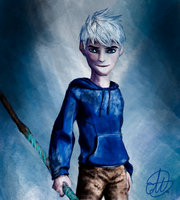 Jack Frost by Mariana-S