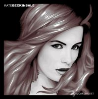 Kate Beckinsale 2 by fragmentx