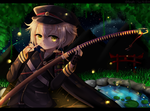 Song of the fireflies by Yumi-Nii