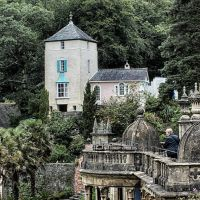 Portmeirion again by CharmingPhotography