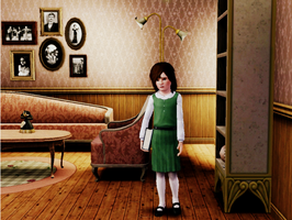 sims child by NANCOULINI