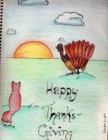 Thanks for thanksgiving by Wonderpup6