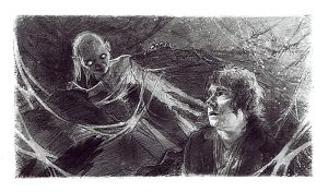 HOBBIT- CHAPTER 5: Riddles in the Dark by Michelle-Winer