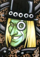 Sketch Card - The Hitcher by gb2k