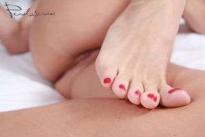 On my foot by pjcsoares
