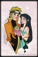 Uzumaki Family by Emergencyuseonly