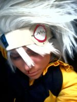 Soul Eater Nose Bleed by DiaryofADoll
