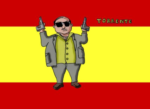 Torrente by Big--Nose