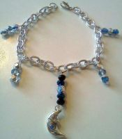 Princess Luna Inspired Bracelet by CorterMoon
