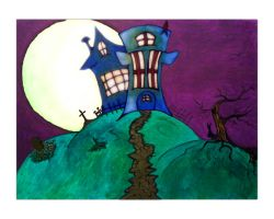 Haunted House by kwpatrick
