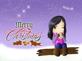 Merry Christmas 2010 by KattyJL