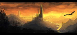 Outpost by UlricLeprovost