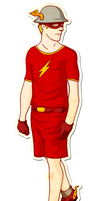 :: The Flash 1928 :: by MrXpk