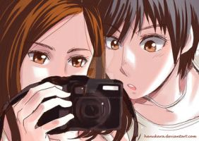 YON - Us in the Camera by hanukara