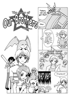 Digimon: Our Brothers p.1 by suyupu