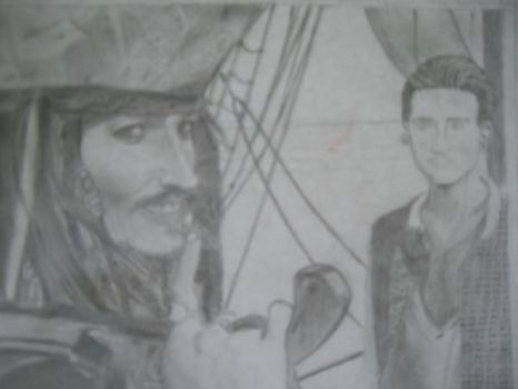 Pirates of the Caribbean by VampireAspiration