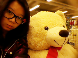 Me and Mr.Teddy by MelodicInterval