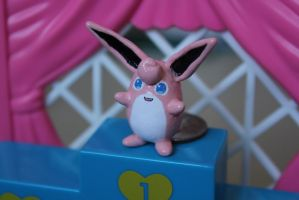 #040 Wigglytuff by AnnalaFlame