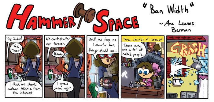 Hammer Space: Ban Width by ABwingz