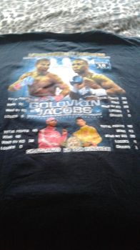My Boxing Shirt (back) by codythebear326