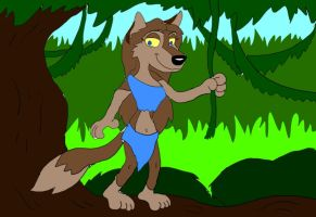 Jungle Aleu by SammyD91