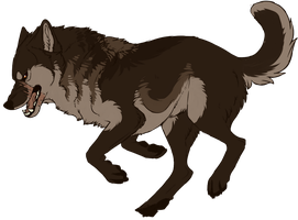 Wolf4 - SOLD by Kayxer
