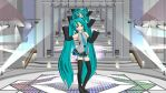 Trying out MMD by FlyingNight