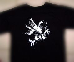 SPAWN in t-shirt by kevinandy