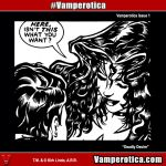 VamperoticaComicPanels-DeadlyDesire02 by VampressLuxura