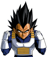 Vectorscan 032 - Vegeta 009 by VICDBZ