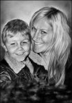 Mother and son. by dreamarian